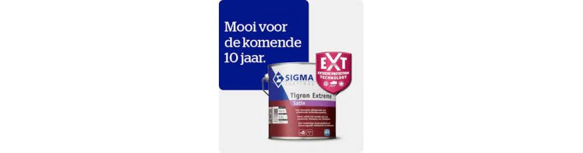Sigma Tigron Extreme