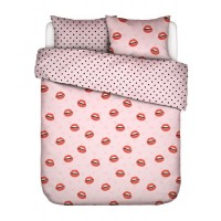 Covers & Co Kiss me Sass Rose