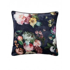 Essenza Fleur cushion Nightblue