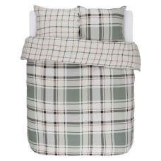 Essenza Novan Duvet Cover  Green