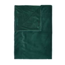 Essenza Furry plaid Pine Green