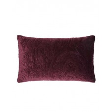 Essenza Roeby cushion burgundy