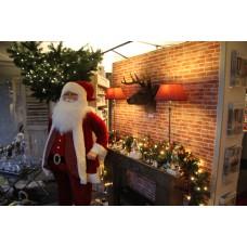 Kerstman / Santa 183 cm ! Verhuur