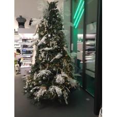 Bayberry kerstboom 300 cm met deco/Ledverlichting