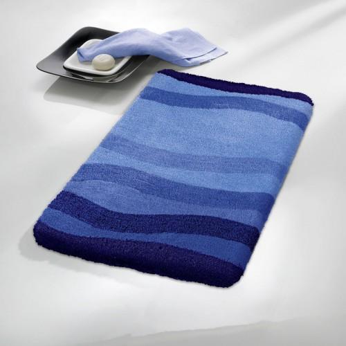 Kleine wolke miami - Deco wc blauw ...