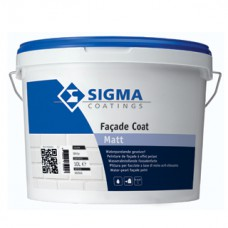 Sigma Facade Coat Matt Wit
