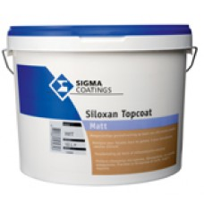 Sigma Siloxan Topcoat Matt Wit