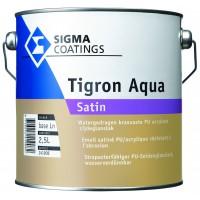 Sigma Tigron Aqua Satin Kleur