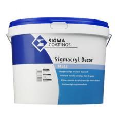 Sigmacryl Decor Satin Kleur