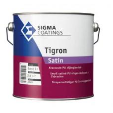 Sigma Tigron Satin Wit