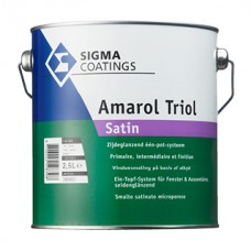Sigma Amarol Triol Satin Wit