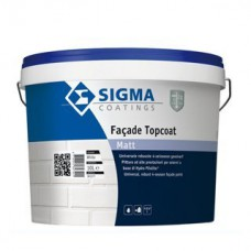 Sigma Facade Topcoat Satin Kleur