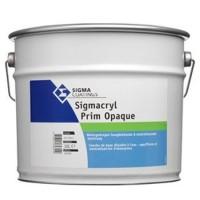 Sigmacryl Prim Opaque Wit