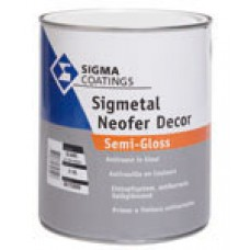 Sigmetal Neofer Decor kleur