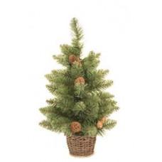 Sioux Falls Tafelkerstboom 45 cm