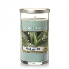 Yankee Candle Aloe Water Pillar