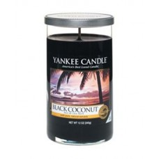 Yankee Candle Black Coconut Pillar