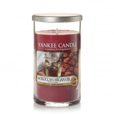 Yankee Candle Morroccan Argan Oil Pillar