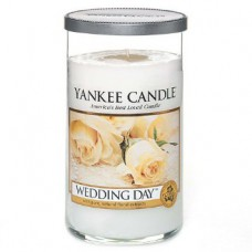 Yankee Candle Wedding Day Pillar