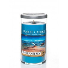 Yankee Candle Turquoise Sky Pillar