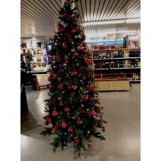 Bayberry Kerstboom 210 cm met deco/ledverlichting